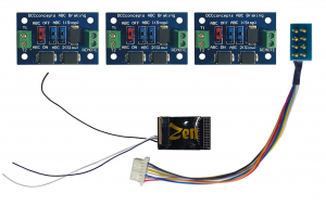 DCCconcepts Zen Decoders