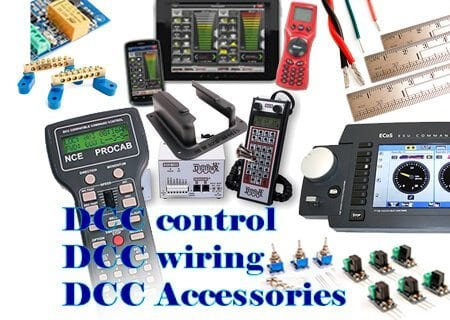 DCC Control & Wiring on
