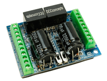 DCCconcepts Turnout (Point) Control Decoders