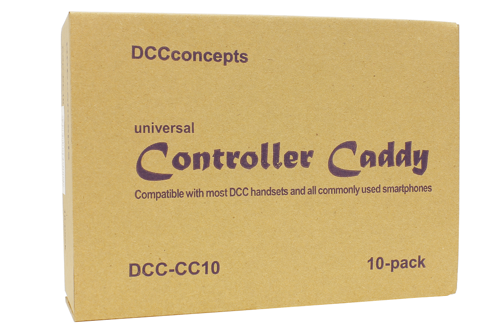 'Controller Caddy' Universal Handset Holder (10 Pack)