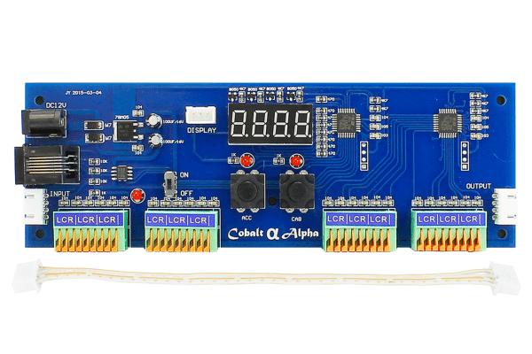 Cobalt Alpha Encoder Unit