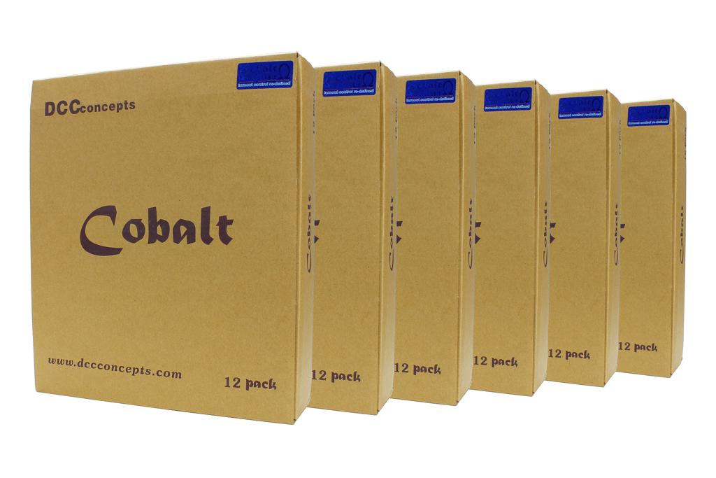 Cobalt Classic Ω (72pc Club Pack)