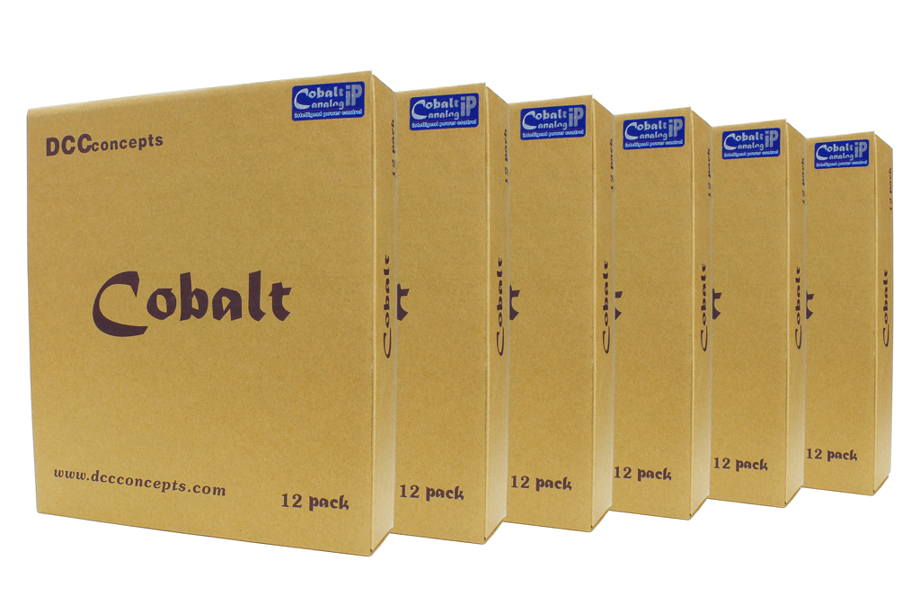 Cobalt iP Analog (72pc Club Pack)