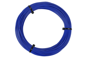 Dropper Wire 50m 26x 0.15 (17g) Blue