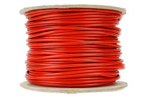 Power Bus Wire 50m of 2.5mm (13g) Red