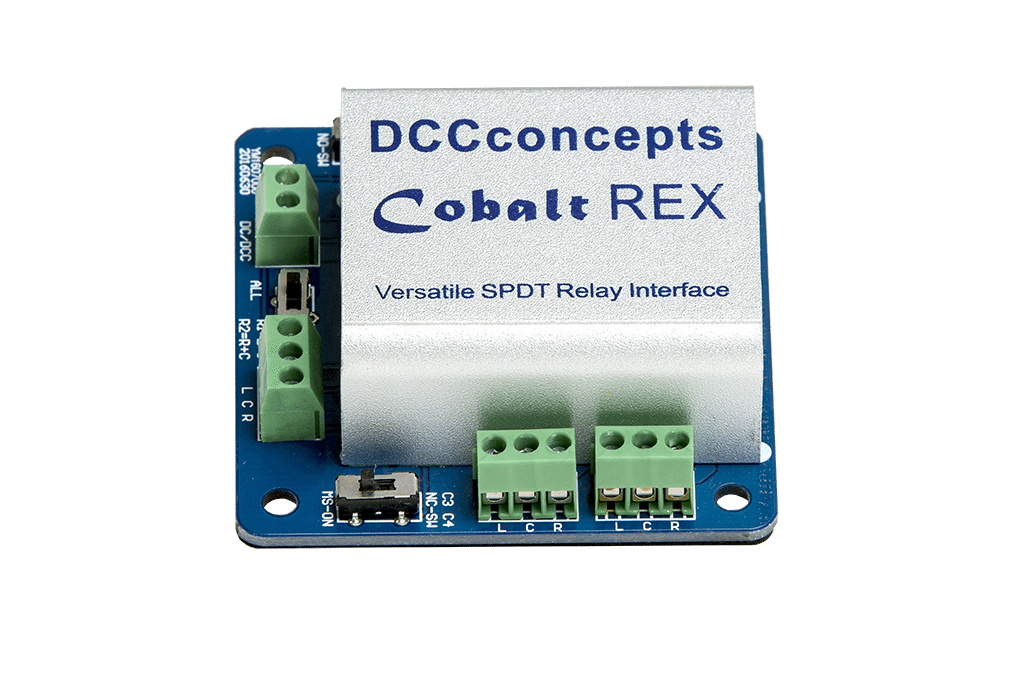 Cobalt Relay Extension Board