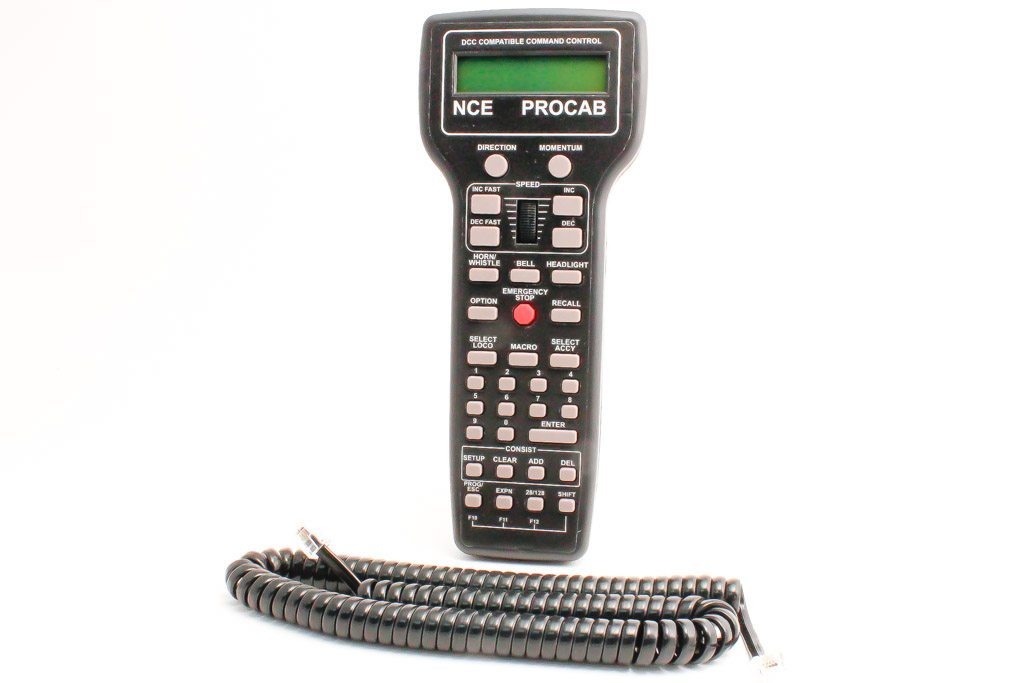 NCE Deluxe Full Feature 28 Function Handset