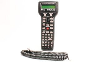 NCE Deluxe Full Feature 28 Function Handset (w/Radio)