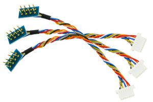 Decoder Harness 8 Pin to 7 Pin Mini JST (M Series) (3 Pack)