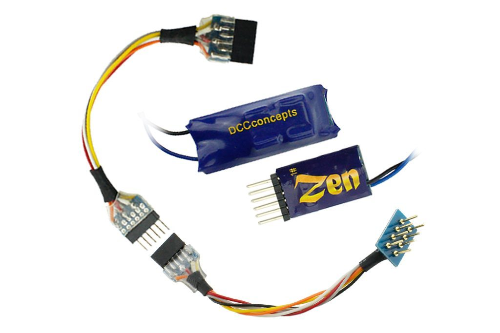 Zen 6 Pin Versatile 2 Function w/Stay Alive