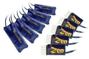 Zen 6 Pin Direct 2 Function w/Stay Alive (5 Pack)