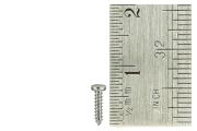 Pan Head Screws 1.5 x 6mm (60 Pieces)