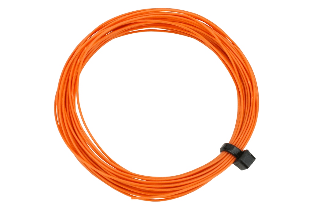 Wire Decoder Stranded 6m (32g) Orange.