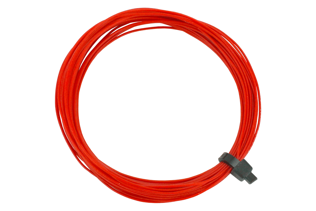 Wire Decoder Stranded 6m (32g) Red.