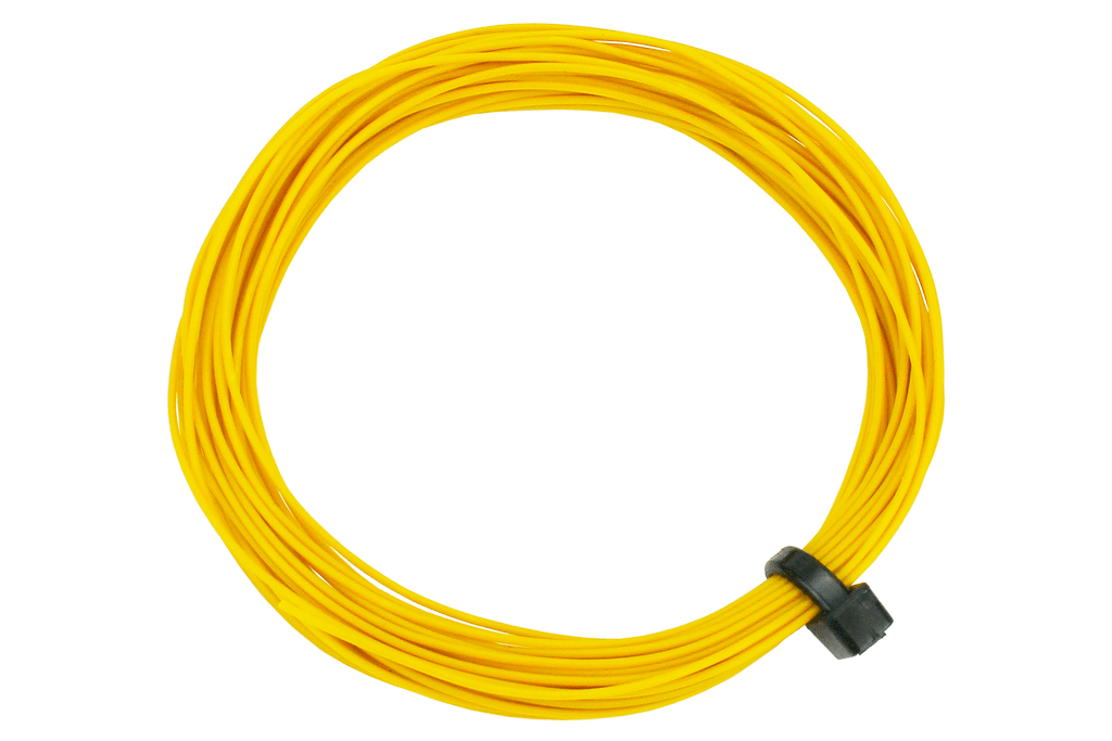 Wire Decoder Stranded 6m (32g) Yellow
