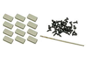 PowerBase Magnet Pack OO/HO Scale
