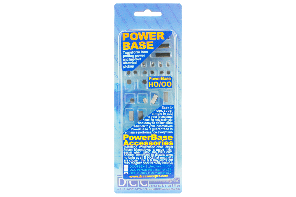 PowerBase Mini Magnet Pack x30 Smaller Magnets