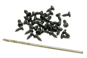 PowerBase Micro Screws (60 Pack)