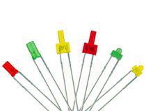 Coloured and Bicolour LEDs