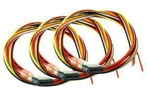 Decoder Harness 6 Pin Female (300mm) (3 Pack)