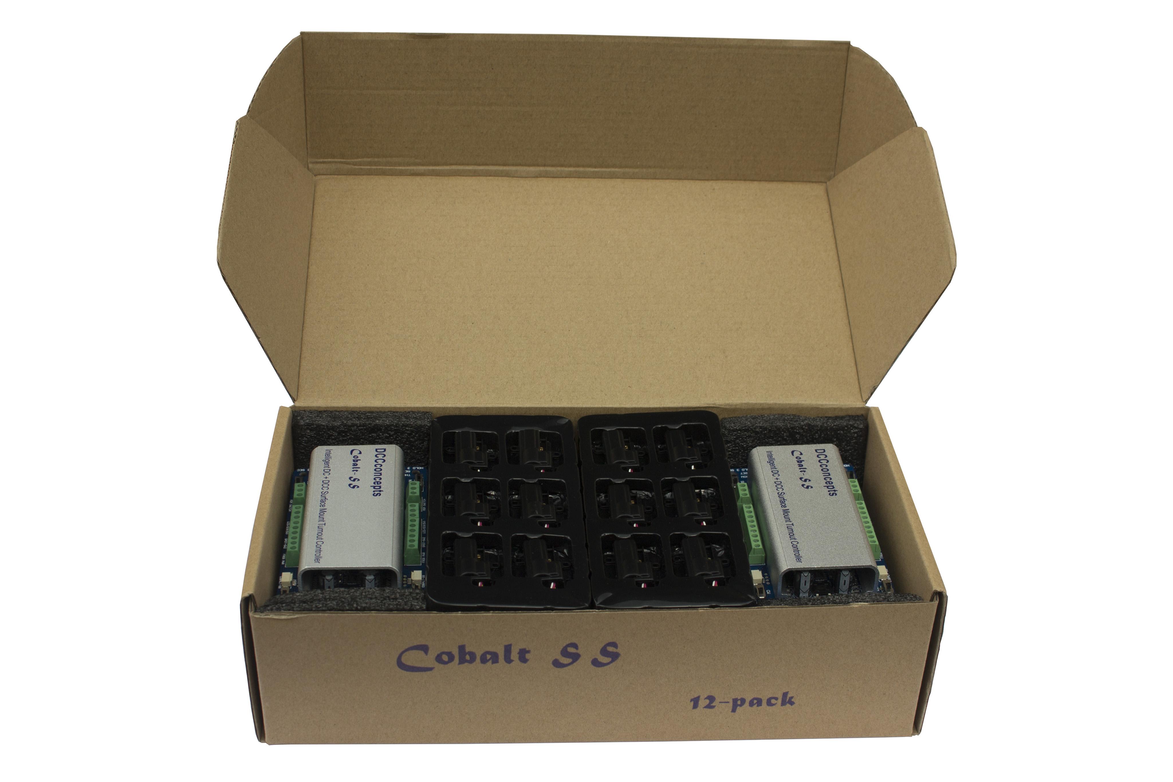 Cobalt-SS 12 Pack