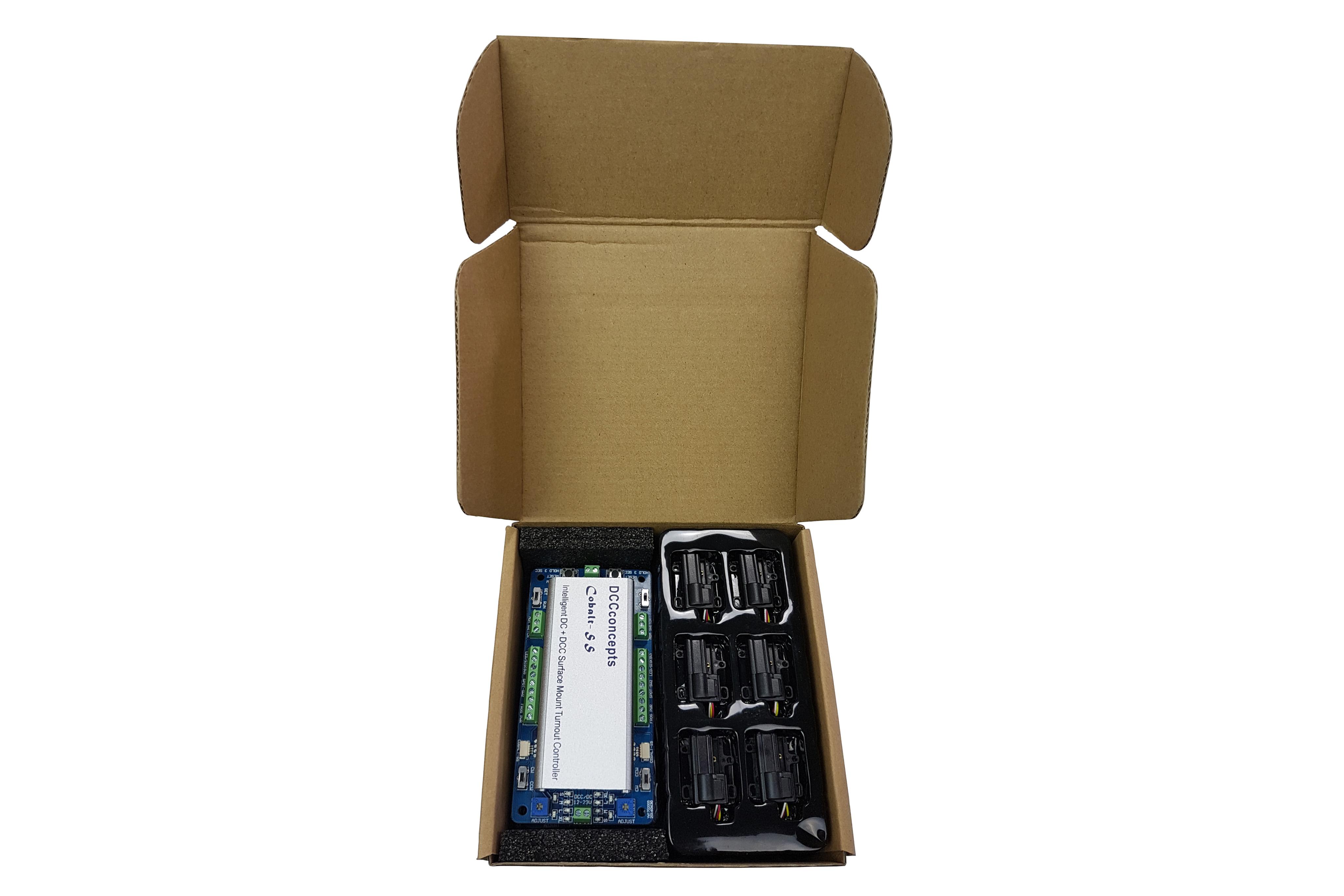 Cobalt-SS 6 Pack