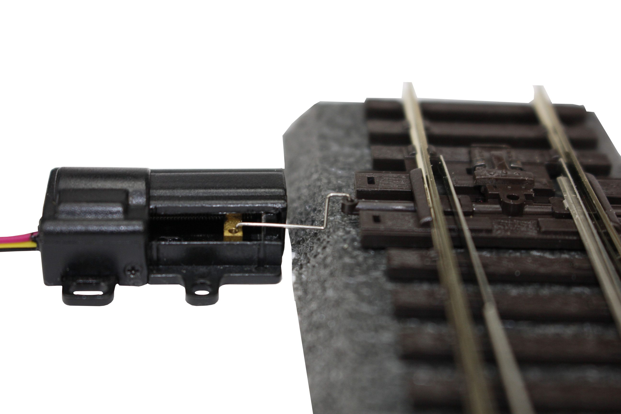 Dccconcepts Cobalt Point Motors Model Railroad Wiring Train Layout Layouts Ss Surface Mounted Turnout