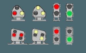 Alpha Mimic Ground Signals